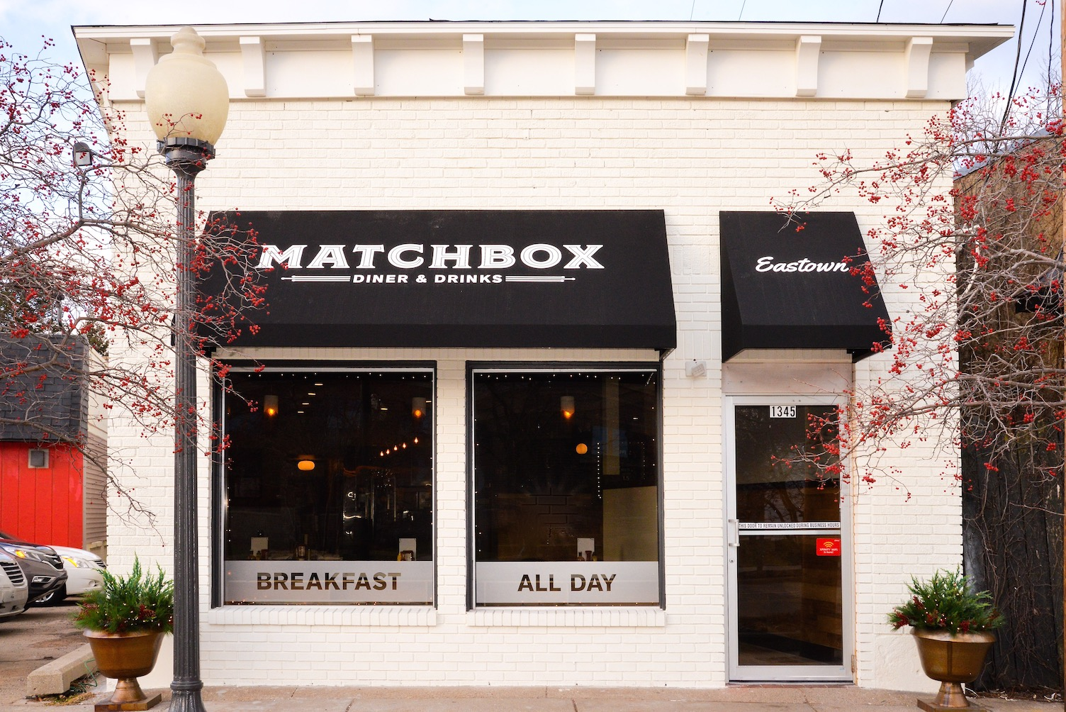 Matchbox Diner & Drinks - Grand Rapids' Diner and Delicatessen Restaurant